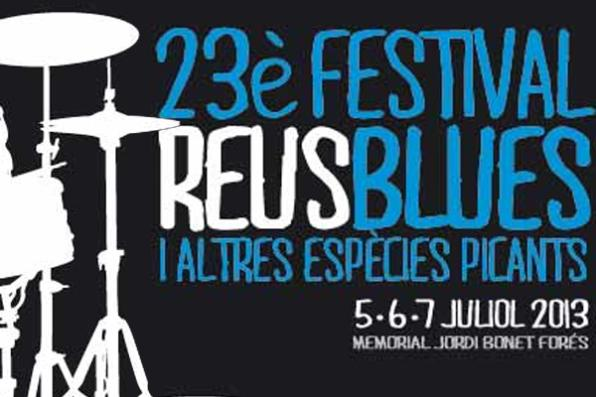Festival Reus Blues 2013.