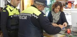 "The Local Police activates the ""Security at Christmas"" campaign"