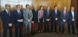 Mayors of tourist municipalities expose the minister their concerns