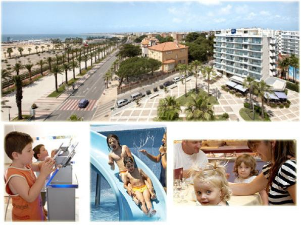 Blaumar Hotel celebrates its 25th anniversary with activities for children 1