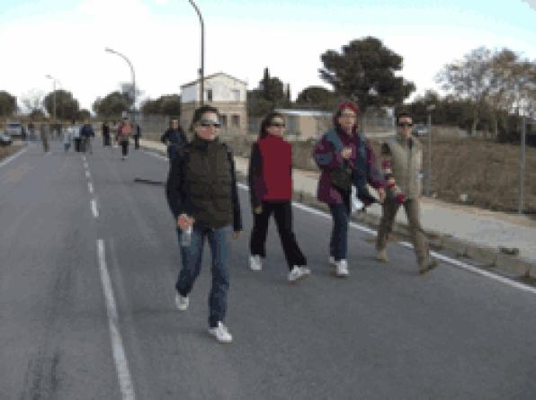 Open registration for the People's Autumn Walk in Reus