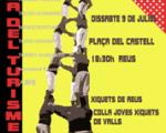 Reus invited to a Day of Castellers on Saturday 9 July