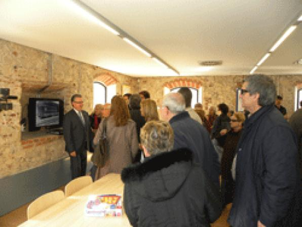 The families of Salou will enjoy the new space for kids Carrilet