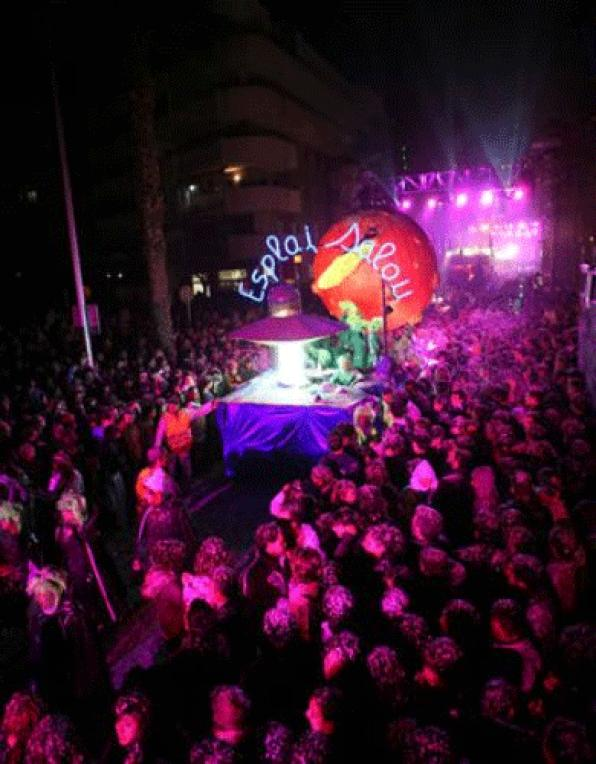 Salou is revving up to celebrate the 30th Cós Blanc