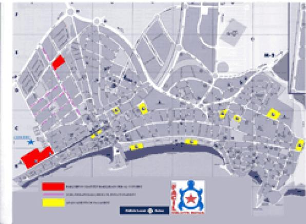 Salou starts a device for traffic and parking places for the concert Maldita Nerea