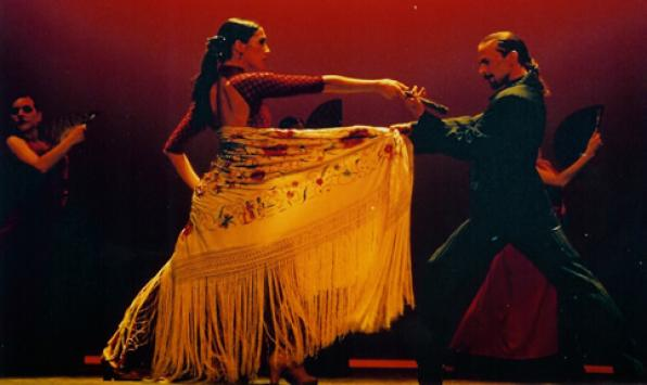 Solidarity flamenco with M. Carmen Fraga on 29 May in Salou