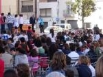 El Vendrell celebrates Saint George taking culture to the streets